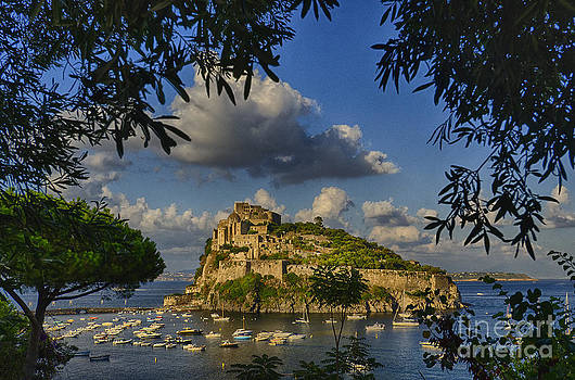 Aragonese Castle by Giovanni Chianese