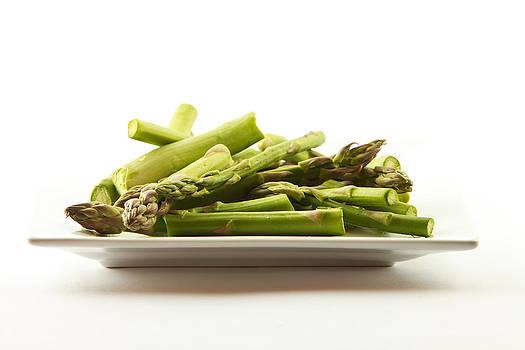 Asparagus by Cecil Fuselier