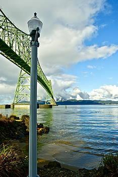 Astoria Bridge by Rae Berge