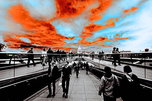 Atomic Bridge by Stewart Granger