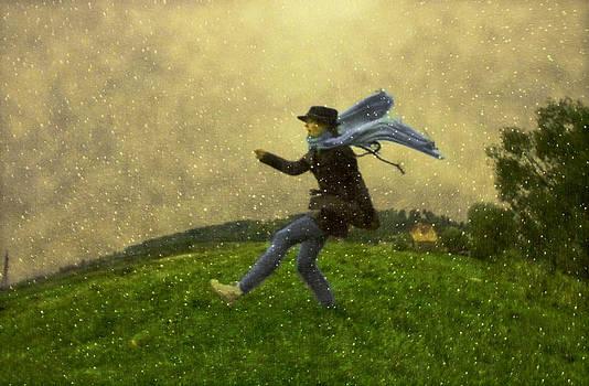 Autumn wind by Igor Isachenko