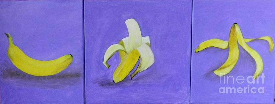 Banana by Olga R