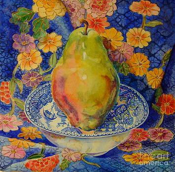 Bartlett Pear by Barbara Timberman