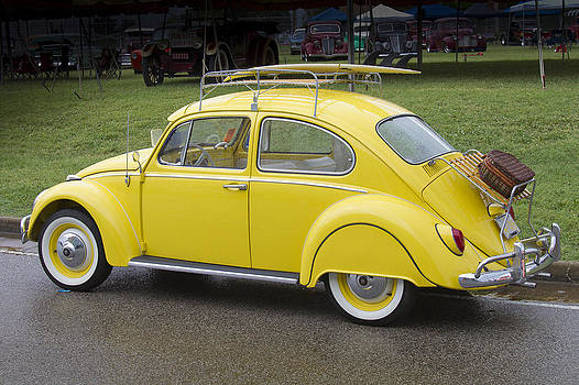 Jack R Perry - Beach Buggy