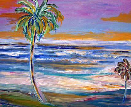 Patricia Taylor - Beach Color