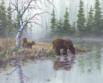 Bears Sans Goldilocks by Kent Nicklin