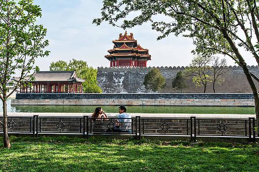 Beijing China by Kay Price