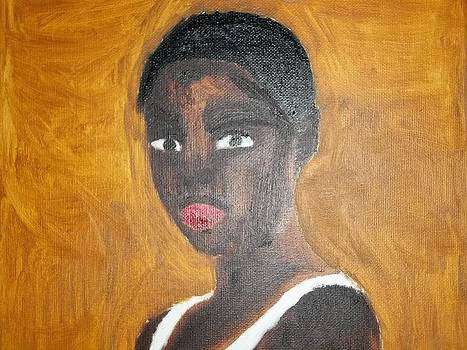 Black African American Woman of 2013 by William Sahir House