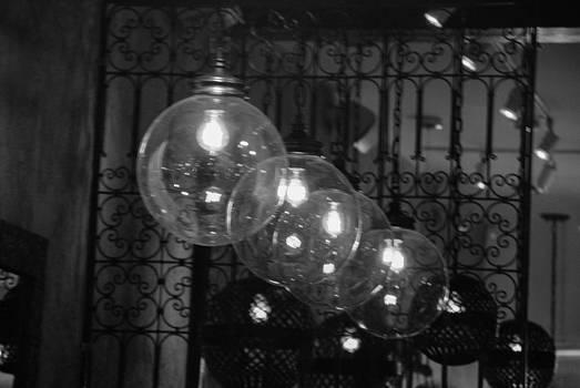 Black And White Light by Maneesh Chandran