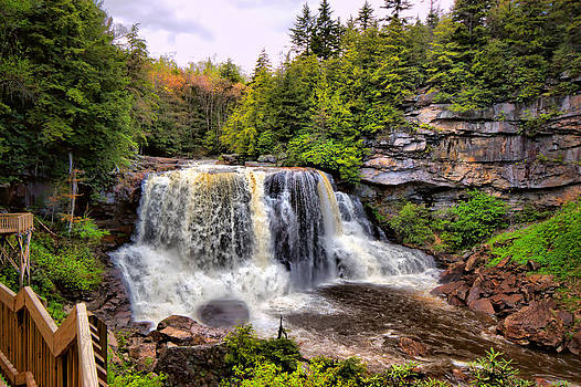 Mary Almond - Blackwater Falls SP