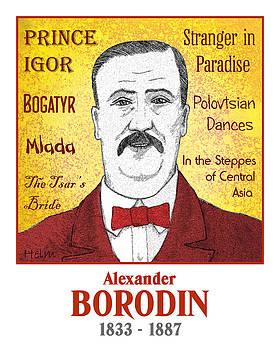 Borodin by Paul Helm