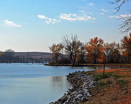 Branched Oak Lake by Randall Templeton