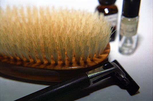 Harold E McCray - Brush and Razor