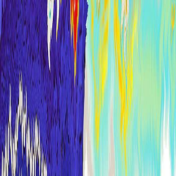 Brush Strokes 4  by Odi  Kletski