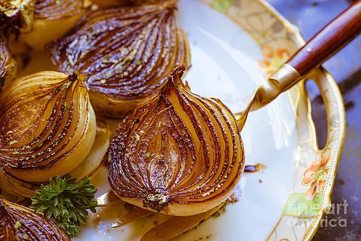 Edward Fielding - Caramelized balsamic onions