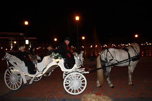 Carriage Ride by James Lawson