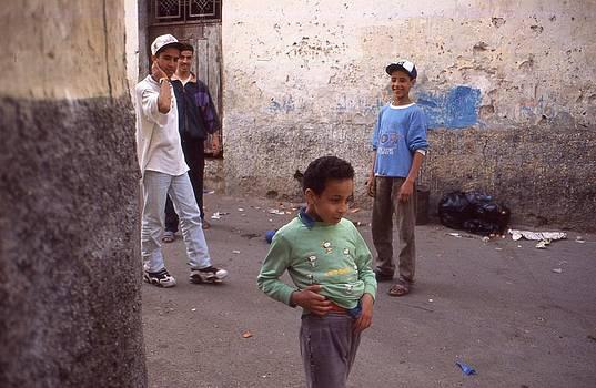 Casablanca 1996 by Rolf Ashby
