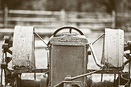 Scott Pellegrin - Case Tractor