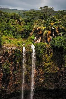Jenny Rainbow - Chamarel Waterfall. Mauritius