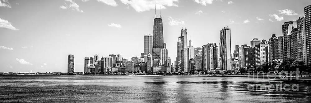 Paul Velgos - Chicago Skyline Panorama Photo