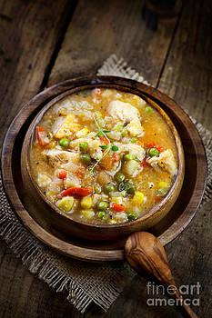 Mythja  Photography - Chicken stew