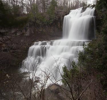Chittenango falls by Rhys Templar