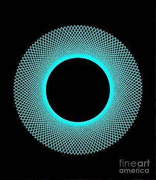 Circle art by Larry Stolle