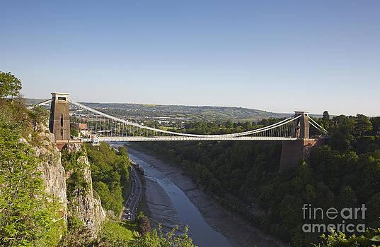 Clifton Suspension Bridge by Premierlight Images