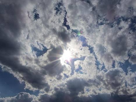 Cloud Cover by Christine Bradley