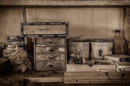 David Morefield - Cobblers Tobacco