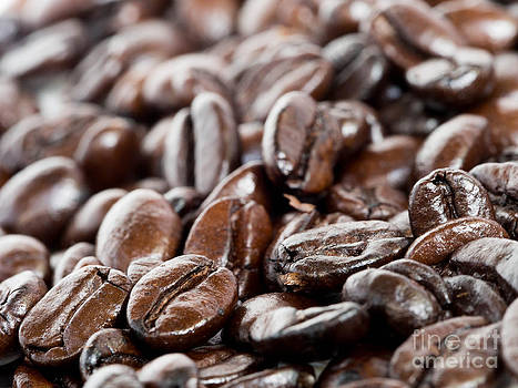 Coffee Beans by Valerie Morrison