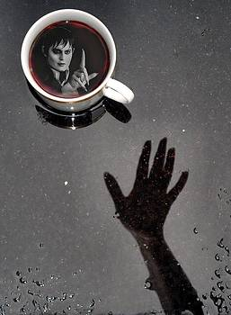 Coffee In The Shadows by Tonie Cook