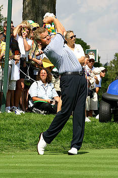 Colin Montgomerie  by James Marvin Phelps