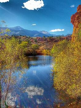 Colorado Landscape by Barry Miller