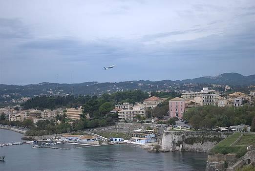 Corfu City  5 by George Katechis