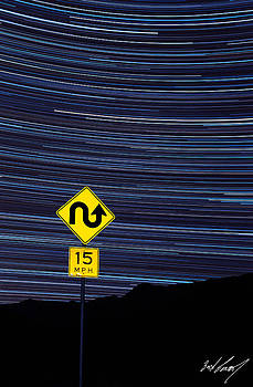 Cosmic Speed Limit by Zach Connor