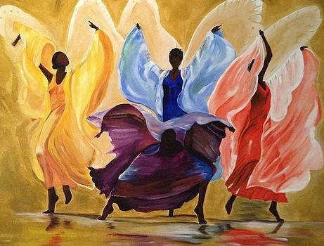 Dance by Lynette Berry