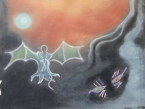 Darkness left by Mario  Carter
