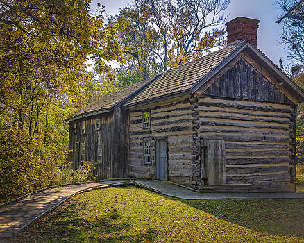 Jack R Perry - DeLaurier Homestead