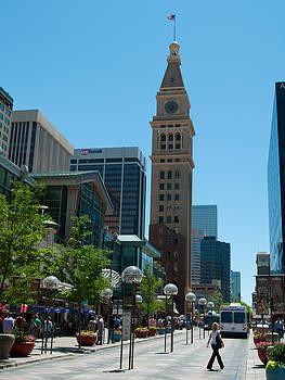 Denver Street Scenes by Lee Roth