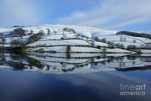Derwent Valley Reflections by David Birchall