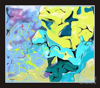 Digital art by Gocha Medzmariashvili