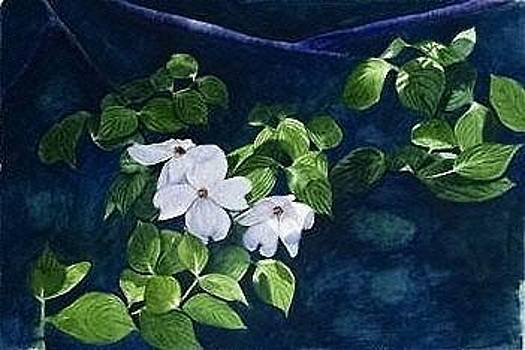Dogwood by Carol Oberg Riley