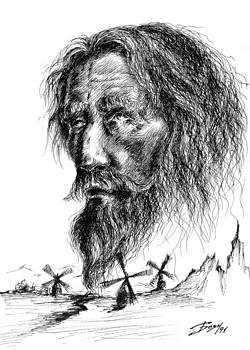 Don Quixote by Boyan Donev