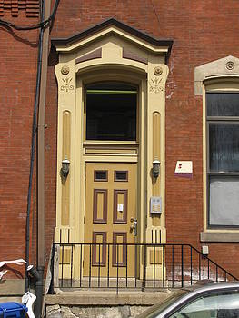Alfred Ng - Doors of Lawrencevile Pittsburgh