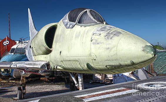 Gregory Dyer - Douglas Skyhawk A-4B