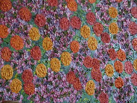Dubai in bloom by Jilly Curtis