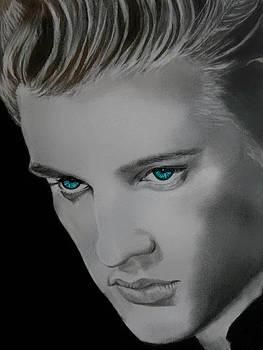 Elvis Presley by Catherine Davies