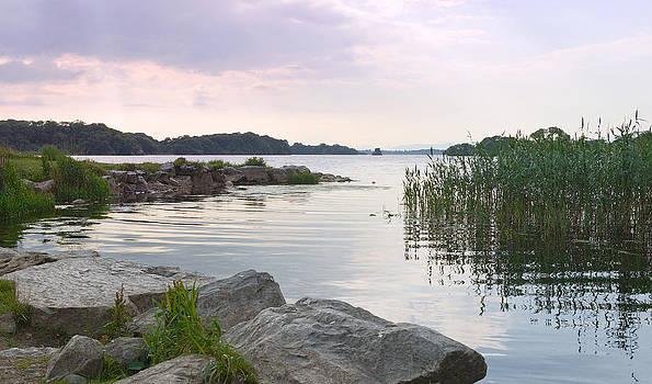 Jane McIlroy - Evening on Lough Leane - Killarney