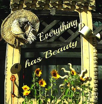 Gail Matthews - Everything has Beauty